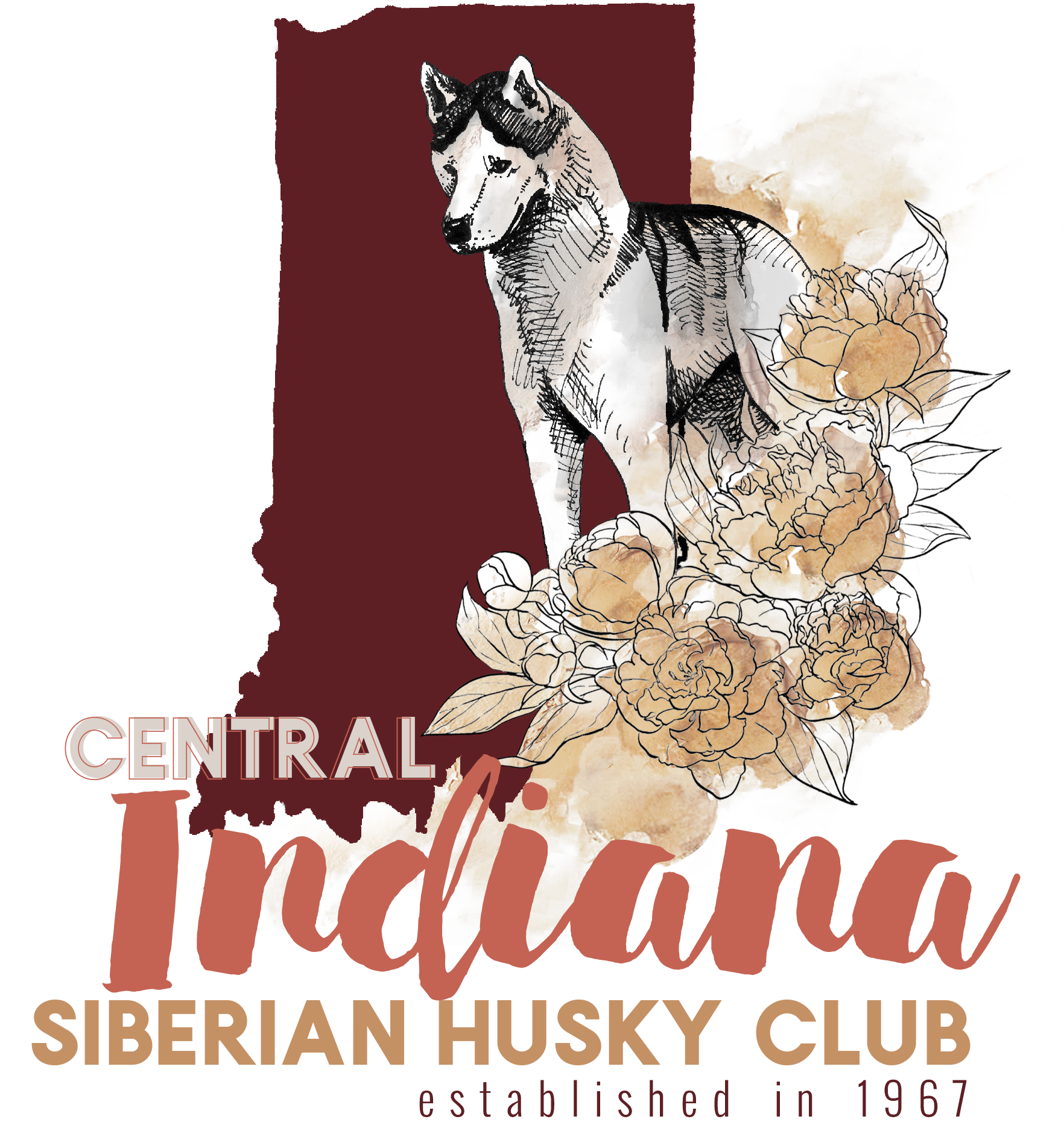 The Central Indiana Siberian Husky Club