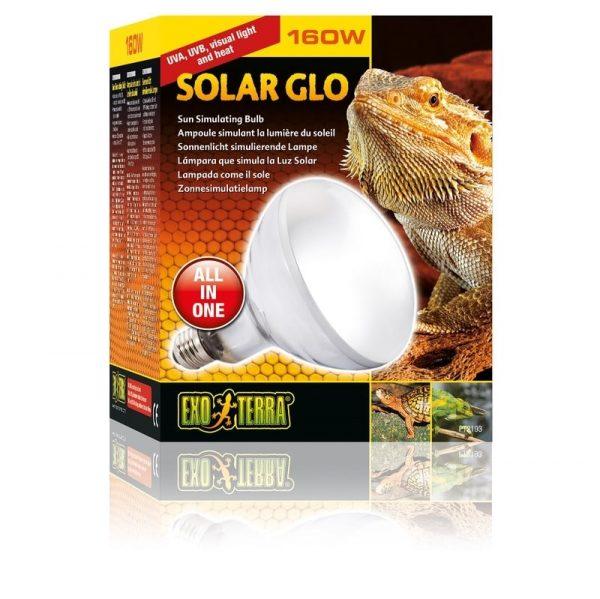 Đèn Solar Glo 160W