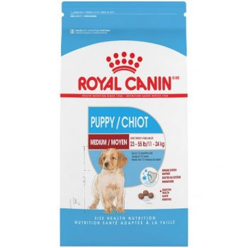 Medium Puppy Dry Dog Food / Thức Ăn Hạt Khô Cho Chó Con Cỡ Vừa 1