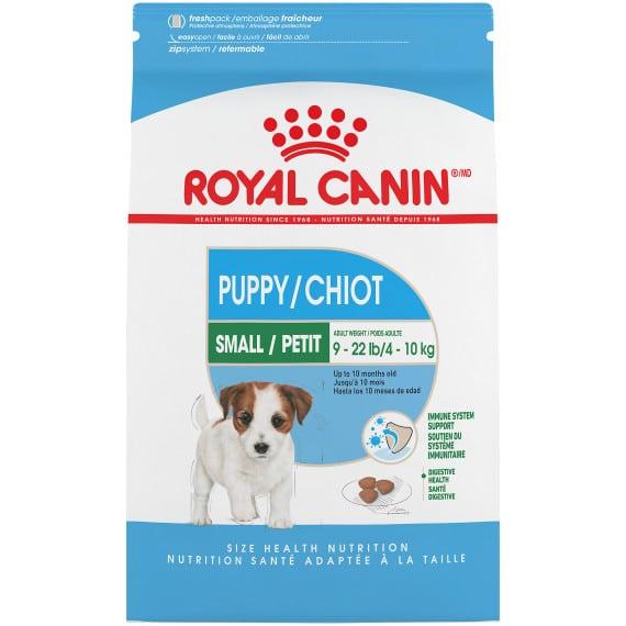 Thức Ăn Chó Con Cỡ Nhỏ Royal Canin Small Puppy Dry 1