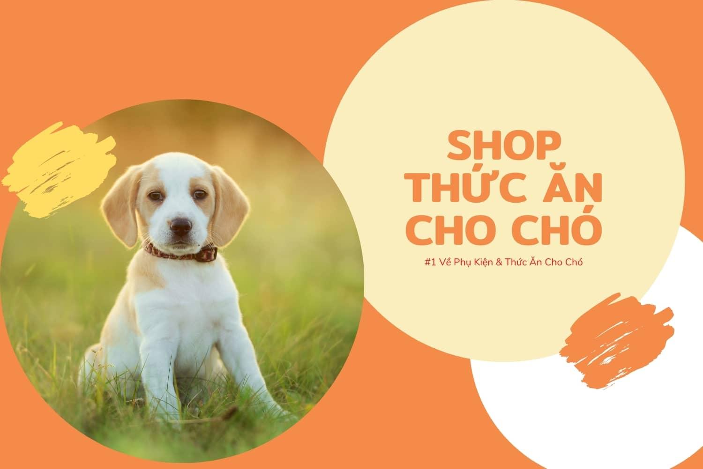 Danh Mục Thức Ăn Cho Chó 1
